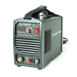 Arc 50 Amps Dual Voltage 110V/220V Plasma Cutter Home Improvement