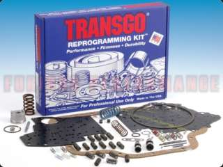 TransGo PRO Shift Kit Suit TH400 Auto Transmission