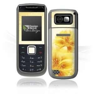 Design Skins for Nokia 1680   Yellow Flowers Design Folie