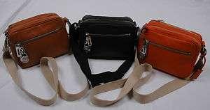 NWT Michael Kors Knox Leather Messenger Crossbody Flight Bag