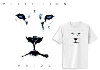 White Lion Pride 80s heavy metal hair band small 3XL