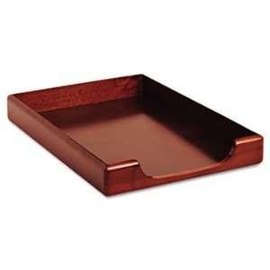 New Rolodex 23360   Wood Tones Legal Desk Tray, Wood