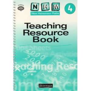 Maths Year 4 Teach Resourc (9780435174323) Scottish Primary Maths