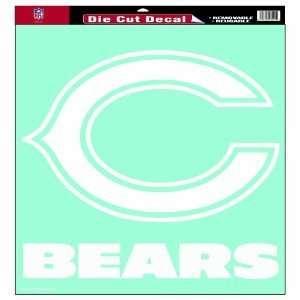 Wincraft Chicago Bears 18x18 Die Cut Decal