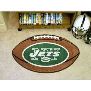 New York Jets NFL Football Floor Mat (22x35) Sports