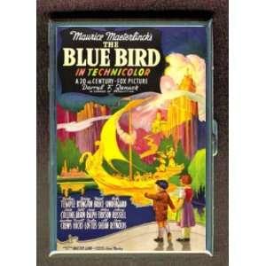 SHIRLEY TEMPLE BLUE BIRD 1939 ID CIGARETTE CARD CASE