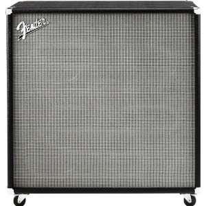 100 412 4X12 Guitar Speaker Cabinet Black Straight
