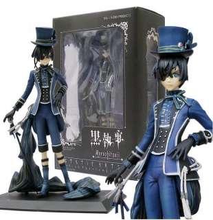 Neu Kuroshitsuji Black Butler Ciel Figur ca,20 cm PVC 1