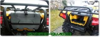 Quad ATV 500 er Atlas 4x4 Grumbler, mit Schneeschild mö