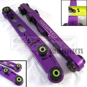 PURPLE GSP CIVIC INTEGRA JDM EF EG DA DC2 DC 3/4 JDM LCA LOWER