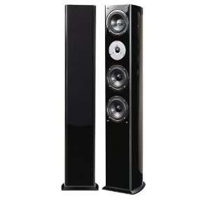 Pure Acoustics Noble Series Dual 5 Inch Floor standing