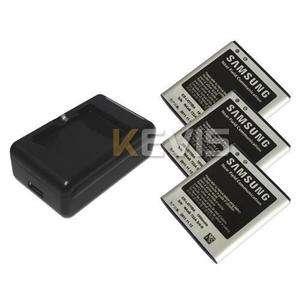 1850mAh Battery US Wall USB Charger Samsung Galaxy S2 II Skyrocket