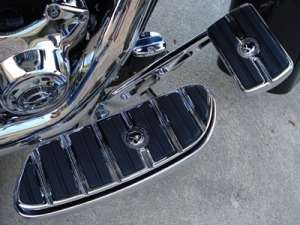 CHROME BILLET SHIFT LEVER FOR HARLEY STREET GLIDE ROAD GLIDE AND ULTRA
