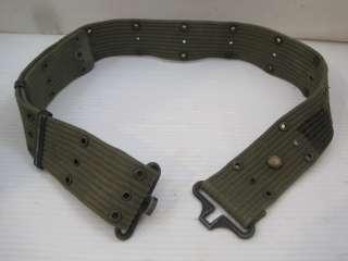 6355 RM CO M1936 Pistol Belt Web Cartridge Green 1944