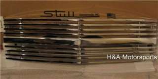 CAB C/K SILVERADO SUBURBAN BLAZER GRILL HORIZONTAL STEEL TUBING
