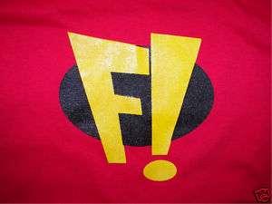 Freakazoid  T Shirt Animated Cartoon Series S XXL Mens