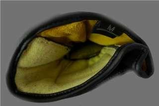 Mens Stingray Kangaroo Leather Motorcycle Racing Gloves