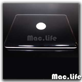 BLACK Crystal Hard Case Cover for NEW Macbook 13 A1342