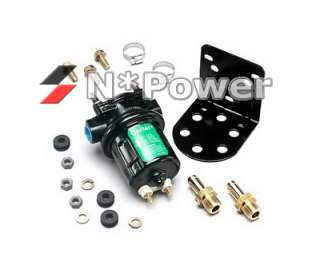 CARTER ROTARY FUEL PUMP ELECTRIC 12V 100GPH 18PS 4601HP