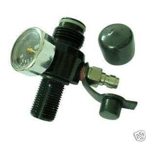 NEW PAINTBALL 3000 psi Mini AIR TANK Regulator