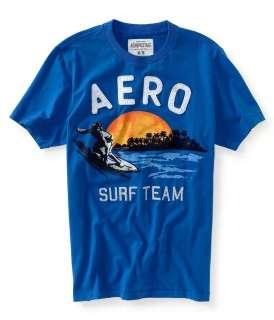 Aeropostale mens AERO SURF TEAM tee t shirt   Style 2188