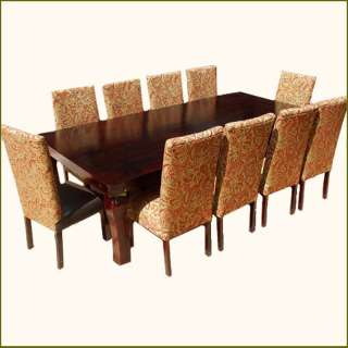 CONTEMPORARY BLACK DINING TABLE CHAIRS DINING ROOM FURNITURE SET SALE