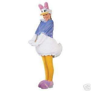 Disney Daisy Duck Costume Adult Size XXLarge