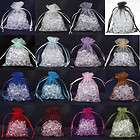 Gift Bag Jewelry Packing Pouch Wedding Favor Gift Bags Any Color