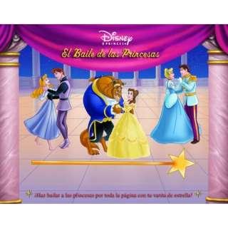 El Baile de las Princesas (Disney Princess (Random House Spanish