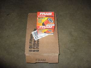 Fram Oil Filters PH10060 Case 6 Chevy,Dodge,Jeep NEW