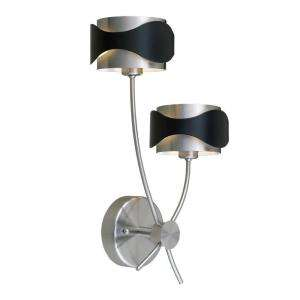 Light Flush Mounted Chrome Wall Sconce 20111A