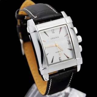 Men Lady Quartz Analog Stainless Steel Wrist Watch Luxury UK