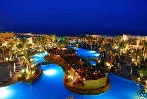 ÄGYPTEN URLAUB GRAND HOTEL SHARM EL SHEIKH 5*/AI LUXUS!