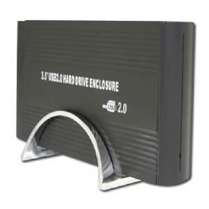Sabrent 3.5 USB 2.0 to IDE/PATA External Aluminum Hard Drive Enclosure