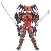 MASTER XANDRED Power Rangers Samurai 4 Inch Action Figure NEW