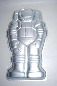 Wilton Cake Pan Spaceman Astronaut Scuba Diver Space