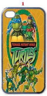 Teenage Mutant Ninja Turtles TMNT iphone 4 Hard Case