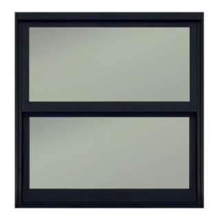 JELD WEN Premium Atlantic Double Hung Aluminum Window, 37 In. X 38 3/8