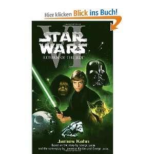 Jedi (Star Wars (Del Rey)): .de: James Kahn: Englische Bücher