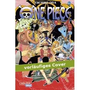 One Piece, Band 64  Eiichiro Oda, Antje Bockel Bücher