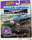 1968 Chevy Chevelle Muscle Car Cartoon Tshirt FREE