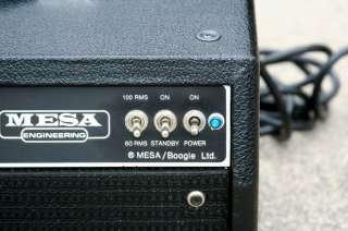 Mesa Boogie Mark III MK 3 Head   Blue Stripe   Pristine! 60/100 watt