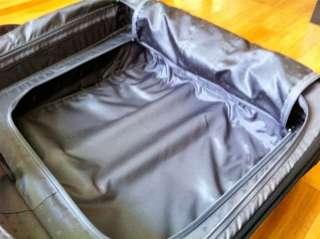 Tumi Alpha Rolling Wheeled Garment Bag Black Long Ballistic AMAZING