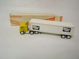 Winross Mural Transport Inc tractor trailer FC