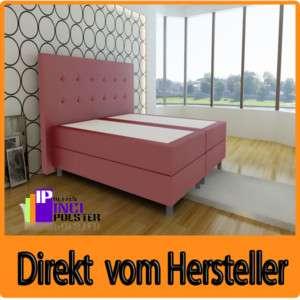 Boxspring Bett Inci Revilla Luxus Doppel Hotel Bett
