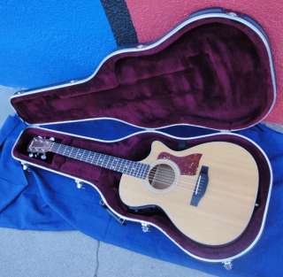 Taylor 412 CE Acoustic Electric Guitar with Original Hardshell Case