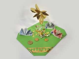 Geldgeschenke Goldene Hochzeit, 50 Geburtstag, Geschenk
