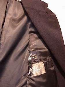 Bill Blass Mens 100% Cashmere Sport Coat 40 42 Nice