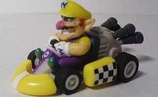 PROMO MINI PULLBACK CAR WARIO MARIO KART Wii Last 1 NEW