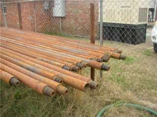 10 FOOT DRILL RODS FOR VERMEER 24X40 DIRECTIONAL DRILL~DITCH WITCH